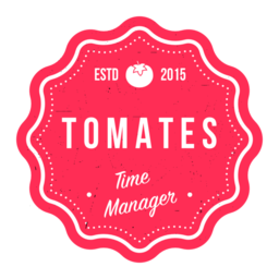 Logo for Tomates Time Management