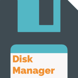 Logo for Disk Manager