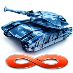 Logo for Infinite Tanks