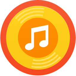 Logo for Google Play Music Desktop Player