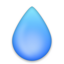 Logo for Drop
