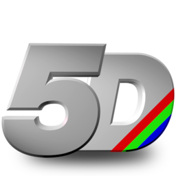Logo for 5DtoRGB