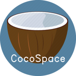 Logo for CocoSpace