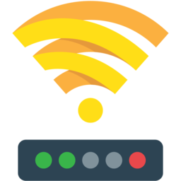 Logo for WiFi Wireless Signal Strength Explorer