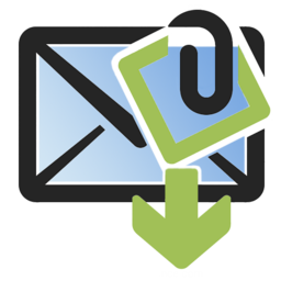 Logo for Attachment Downloader for Outlook
