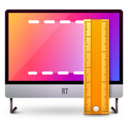 Logo for Ruler Tool