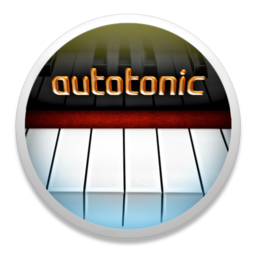 Logo for AutoTonic Player