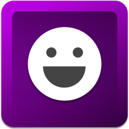 Logo for MessengerApp for Yahoo