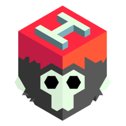Logo for Hexels