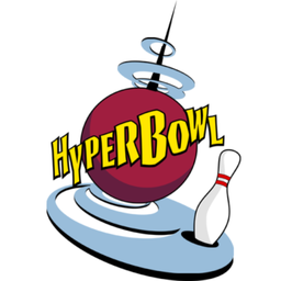 Logo for HyperBowl