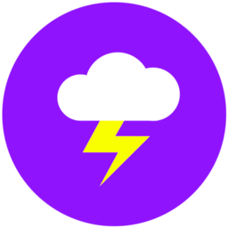 Logo for Storm It