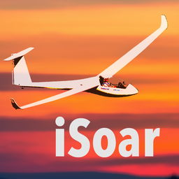 Logo for iSoar