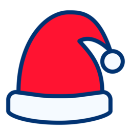 Logo for Xmas snow