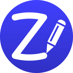 Logo for ZoomNotesX