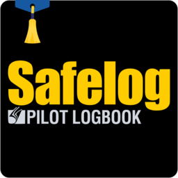 Logo for Safelog Pilot Logbook