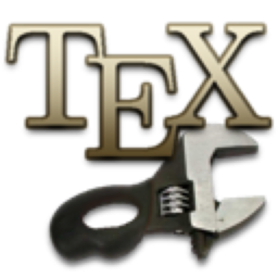 Logo for TeX Live Utility