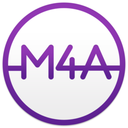 Logo for To M4A Converter