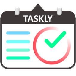 Logo for Taskly