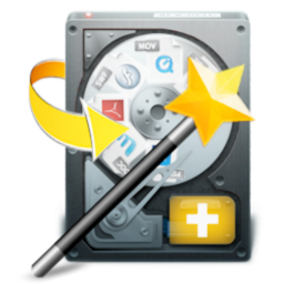 Logo for MiniTool Mac Data Recovery