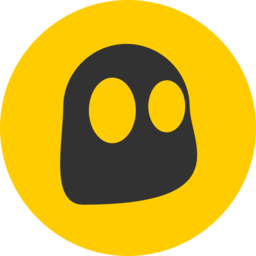 Logo for CyberGhost