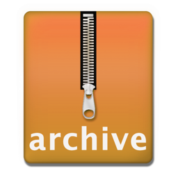 Logo for The Fast Archiver
