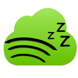 Logo for Let Sleep For Spotify