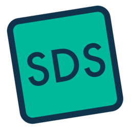 Logo for SDS Drop