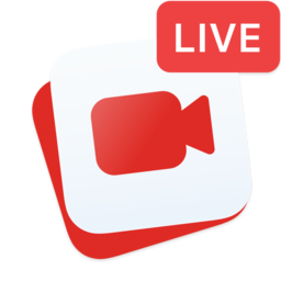 Logo for Livedesk for Facebook Live