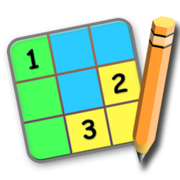 Logo for Sudoku Revolution