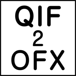 Logo for QIF2OFX