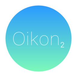 Logo for Oikon