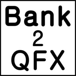 Logo for Bank2QFX