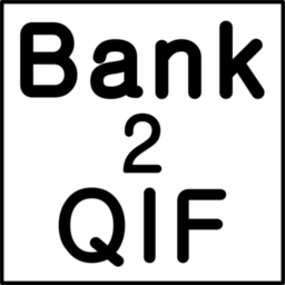 Logo for Bank2QIF