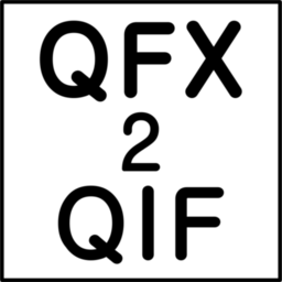 Logo for QFX2QIF