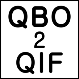 Logo for QBO2QIF