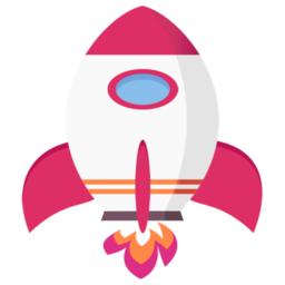Logo for Rocket VPN