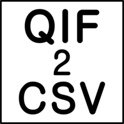 Logo for QIF2CSV