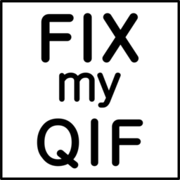 Logo for FixMyQIF