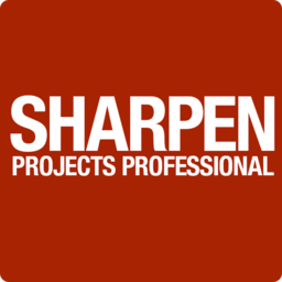 Logo for SHARPEN projects professional
