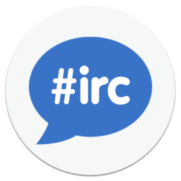 Logo for New IRC Live Chat Client