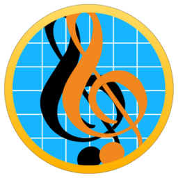 Logo for Music Spectrograph