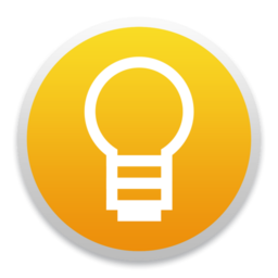 Logo for Google Keep for Desktop