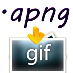 Logo for APNGToGifConverter