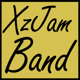 Logo for Guitar XzJam Virtual Band