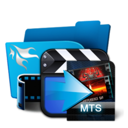 Logo for AnyMP4 MTS Converter