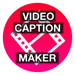Logo for Video Caption Maker