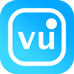 Logo for vu