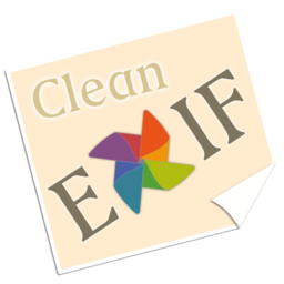 Logo for Clean EXIF