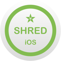 Logo for Data Shredder for iOS
