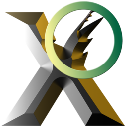 Logo for DetectX Swift